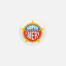 Super Emery Mini Button