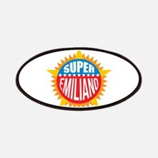 Super Emiliano Patches