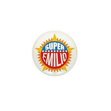 Super Emilio Mini Button