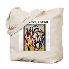 Live, Love, Laugh .png Tote Bag