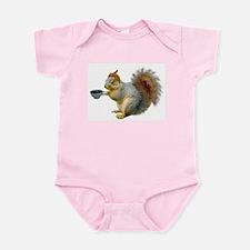 Beatnik Squirrel Infant Bodysuit