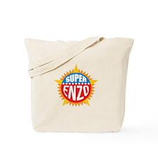 Super Enzo Tote Bag