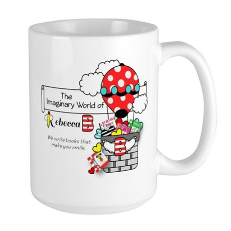 The Imaginary World of Rebecca B Mug