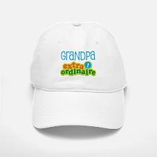 Grandpa Extraordinaire Baseball Baseball Cap