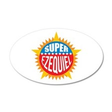 Super Ezequiel Wall Decal