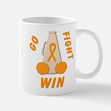 Orange GO FIGHT WIN Mug