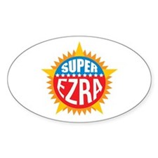 Super Ezra Decal
