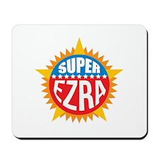 Super Ezra Mousepad