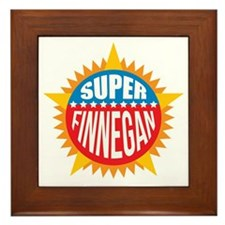 Super Finnegan Framed Tile
