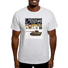 Tiger Battalions T-Shirt
