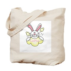 I'm a Girl Tote Bag