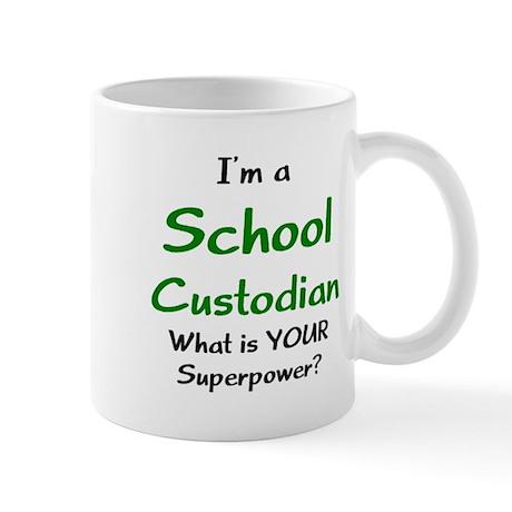 school custodian Mug
