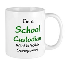 school custodian Mug