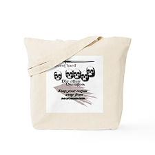 Quest-Die-Keep Tote Bag