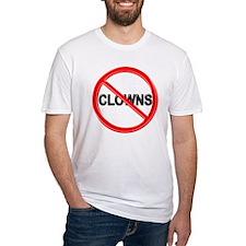 NO CLOWNS Shirt