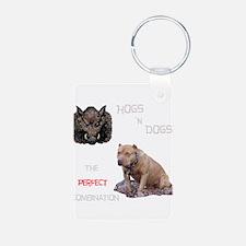 Hogs N Dogs Keychains