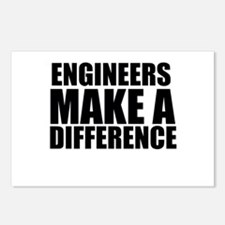 Engineers Make A Difference Postcards (Package of