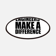Engineers Make A Difference Patches