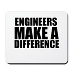 Engineers Make A Difference Mousepad