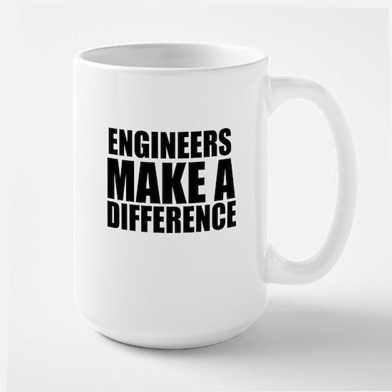 Engineers Make A Difference Mug