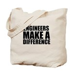 Engineers Make A Difference Tote Bag