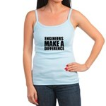 Engineers Make A Difference Tank Top