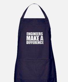 Engineers Make A Difference Apron (dark)