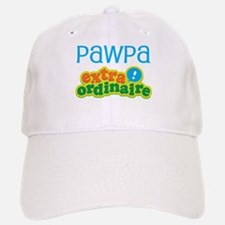 Pawpa Extraordinaire Baseball Baseball Cap