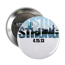 "Boston Strong Skyline 2.25"" Button"