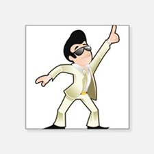 Disco dancer Sticker