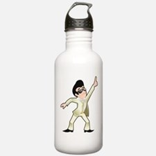 Disco dancer Water Bottle