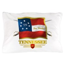 Tennessee -Deo Vindice Pillow Case