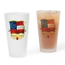 Tennessee -Deo Vindice Drinking Glass