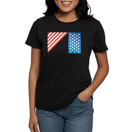 Women's Dark AMC Flag T-Shirt