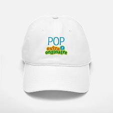 Pop Extraordinaire Baseball Baseball Cap
