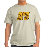 Beam Me Up Light T-Shirt