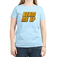 Beam Me Up Women's Light T-Shirt