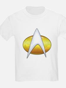 Star Trek Classic Badge Insignia T-Shirt