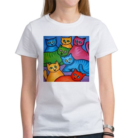One Cat Two Ca T-Shirt