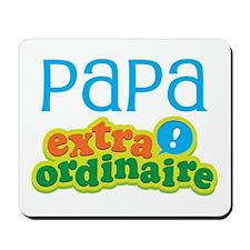 Papa Extraordinaire Mousepad