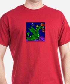 The Dragon of Firedrake Mountain T-Shirt