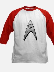 Star Trek Engineer Badge Insignia Kids Baseball Je