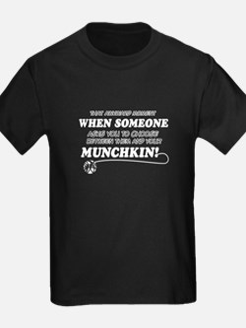 Munchkin breed designs T