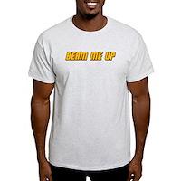 Beam Me Up Light T-Shirt
