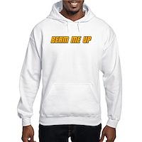 Beam Me Up Hooded Sweatshirt