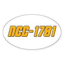NCC-1701 Decal