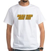 Boldly Going Since 1966 White T-Shirt