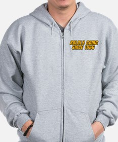 Boldly Going Since 1966 Zip Hoodie