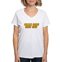 Boldly Going Since 1966 Women's V-Neck T-Shirt