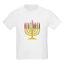 Chanukah - 8th Night (Kids T-Shirt)